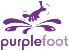 Purple Foot